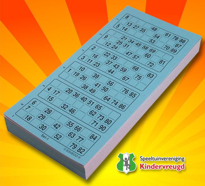 Bingo kaarten