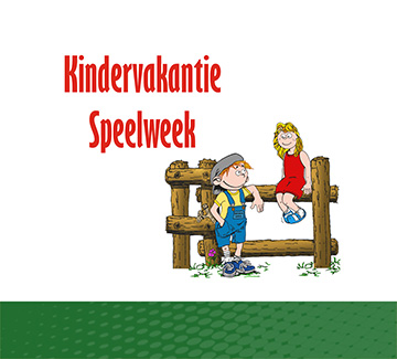 Kindervakantie Speelweek