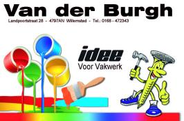 advertentie - van der Burgh kleiner