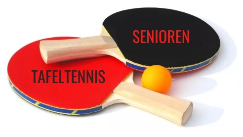Senioren tafeltennis